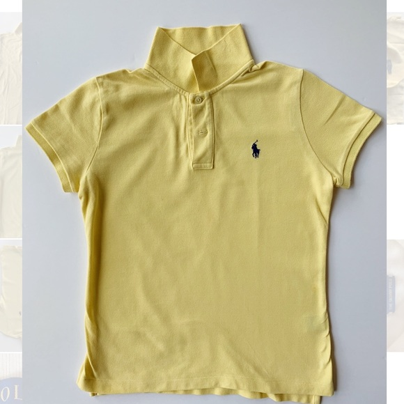 Skinny Fit Fall Yellow Polo Ralph Lauren D9eIWHE2Y